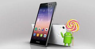 Huawei Ascend P7 Receiving Android 5.1.1 Lollipop Update http://ift.tt/1RBGVxu