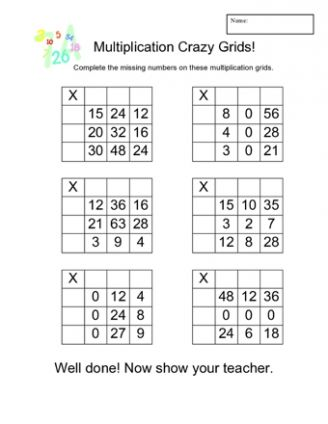 best 25 multiplication grid ideas on pinterest multiplication table printable printable. Black Bedroom Furniture Sets. Home Design Ideas