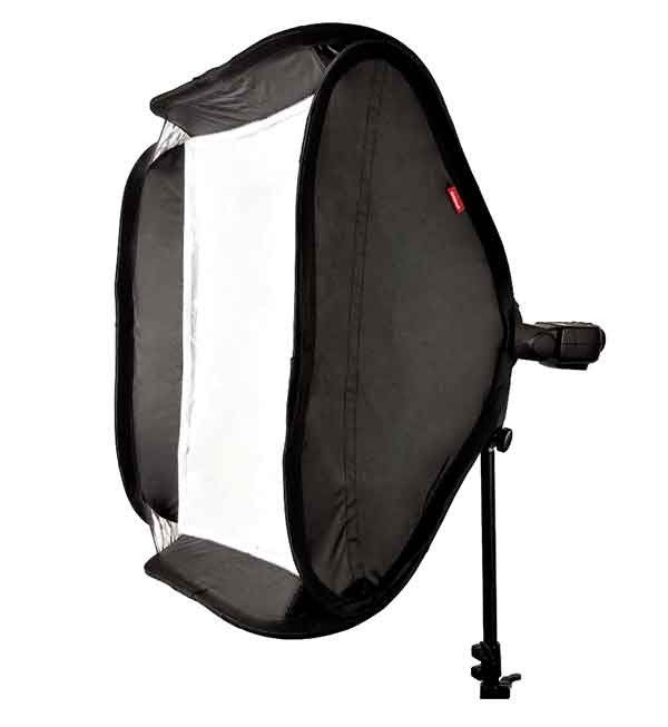 How to assemble the Hahnel Speedlite SoftBOX60 Kit VIDEO