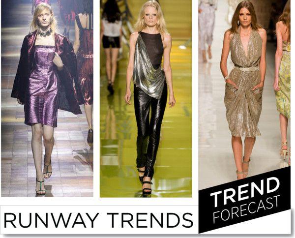 Lamé SS2014 http://www.sandrascloset.com/the-most-important-ss-2014-runway-trends/