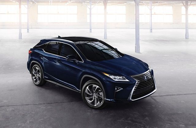 Cool Lexus: 2017 Lexus RX 450h Model...  Cars Check more at http://24car.top/2017/2017/07/17/lexus-2017-lexus-rx-450h-model-cars/