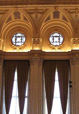 Palace of Parliament, Bucharest..