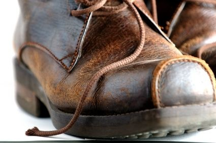 How To Remove Oil From Leather Shoes Household Tips