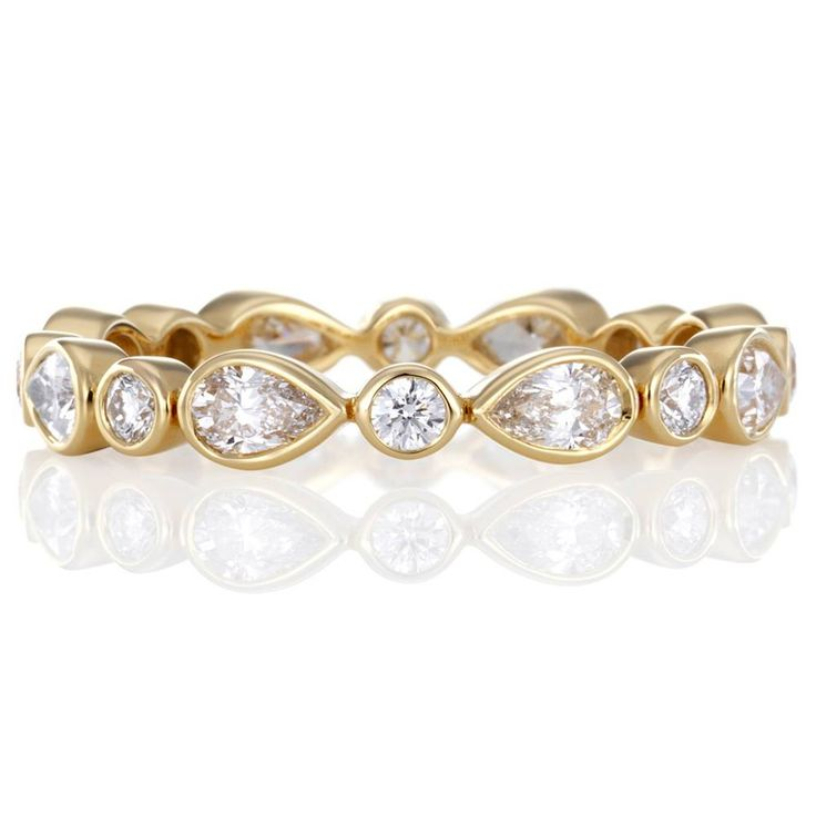 De Beers Yellow Gold Petal Band Symbolic Of The Rejuvenation Spring Delicate Diamond Petals Flourish In A Intricately Set With Sixt