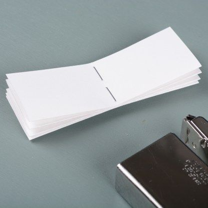 Fold-together-and-staple