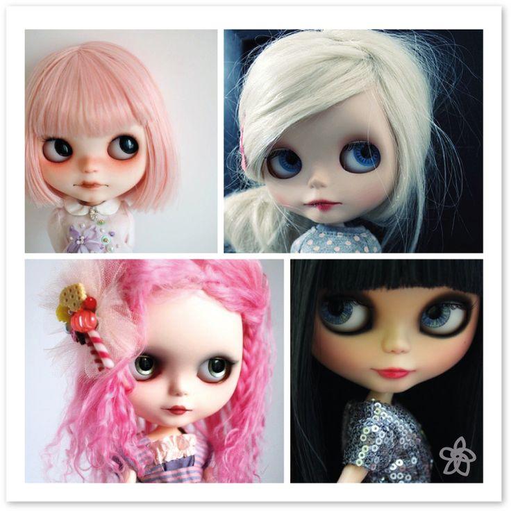 La bambola Blythe a Jardin joli [kids]