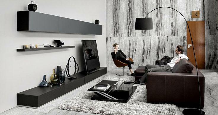 meuble suspendu boconcept. Black Bedroom Furniture Sets. Home Design Ideas
