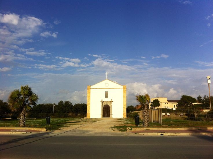 a church in Marsala (Sicily)
