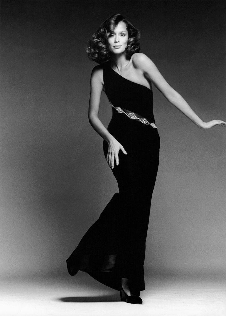 Lauren Hutton, photographed by Francesco Scavullo, 1973.