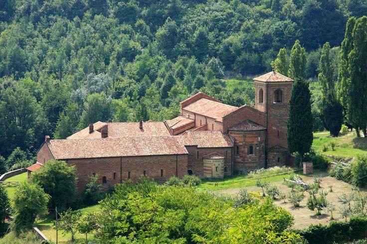 Abbazia di Vezzolano - Albugnano (Asti) Italy