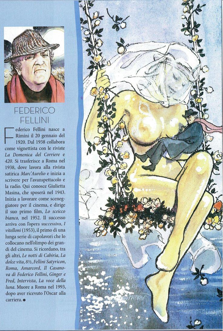Milo Manara - Vol. 4, Manara e Fellini-175