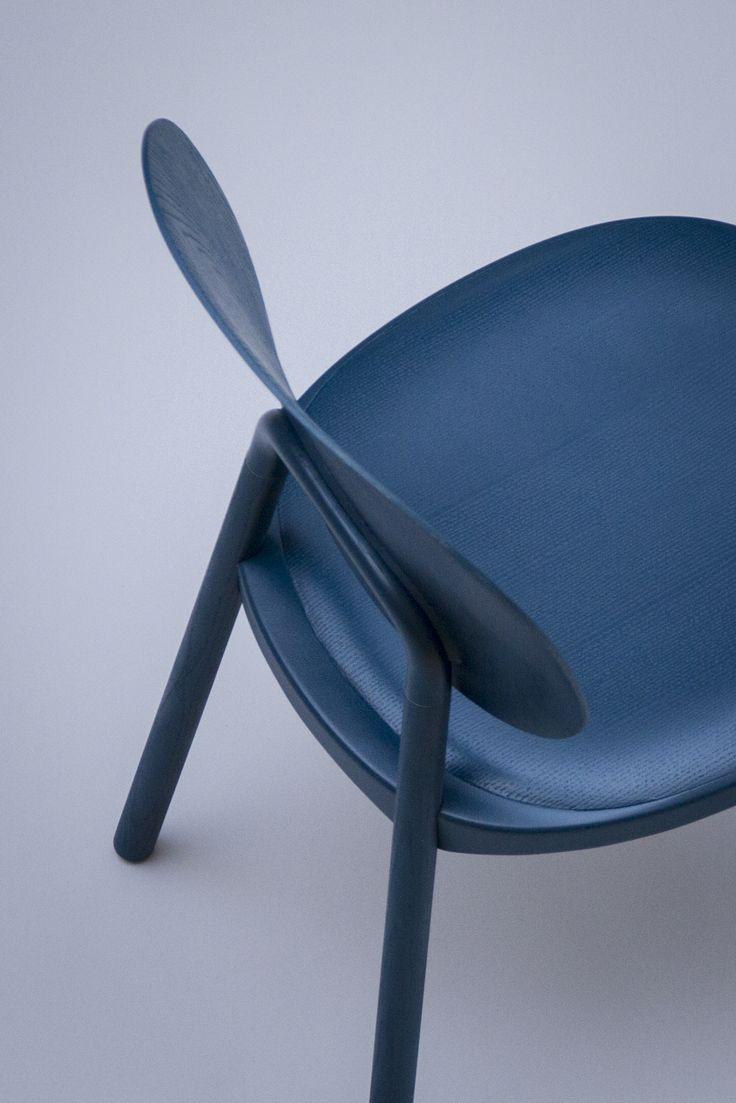 KITT flat-pack chair for HAY, picture ©2014 by SDO/Jonathan Mauloubier www.stefan-diez.com