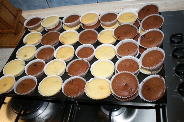 Hrnčekové muffiny - Recept pre každého kuchára, množstvo receptov pre pečenie a varenie. Recepty pre chutný život. Slovenské jedlá a medzinárodná kuchyňa