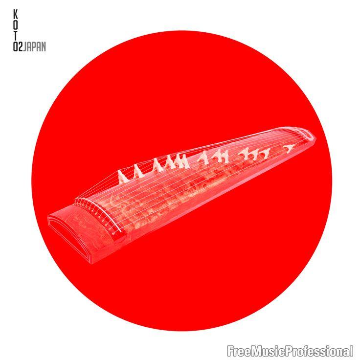 El Koto, es un instrumento de cuerda japonés de origen chino. Este instrumento ha sido utilizado ampliamente no solo en la interpretación de la música tradicional oriental, sino también en muchos géneros contemporáneos. Koto Japan 002, es libre de derechos, Free Royalty Music. Free Music Professional.   http://www.freemusicprofessional.com/index.php/en/genres/orient/orient-koto-japan-2-detail