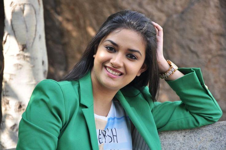 Keerthi Suresh Interview about Nenu Sailaja
