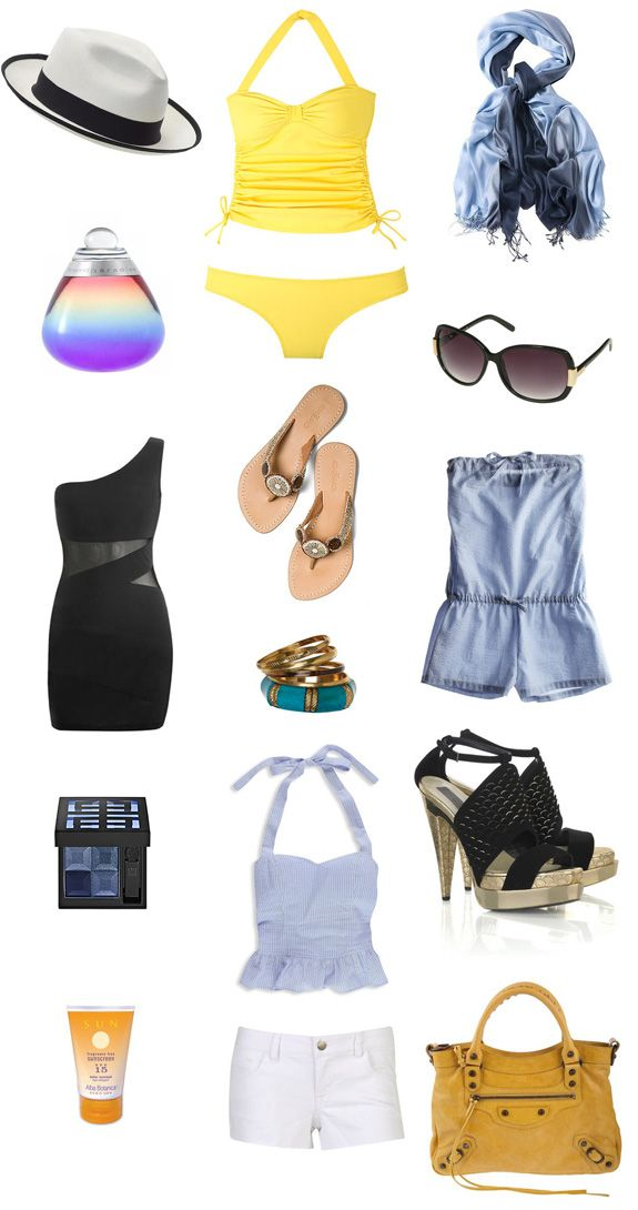 What To Wear On Vacation Cozumel Wardrobe Query A Miami The Fashion My Dream Closet Pinterest