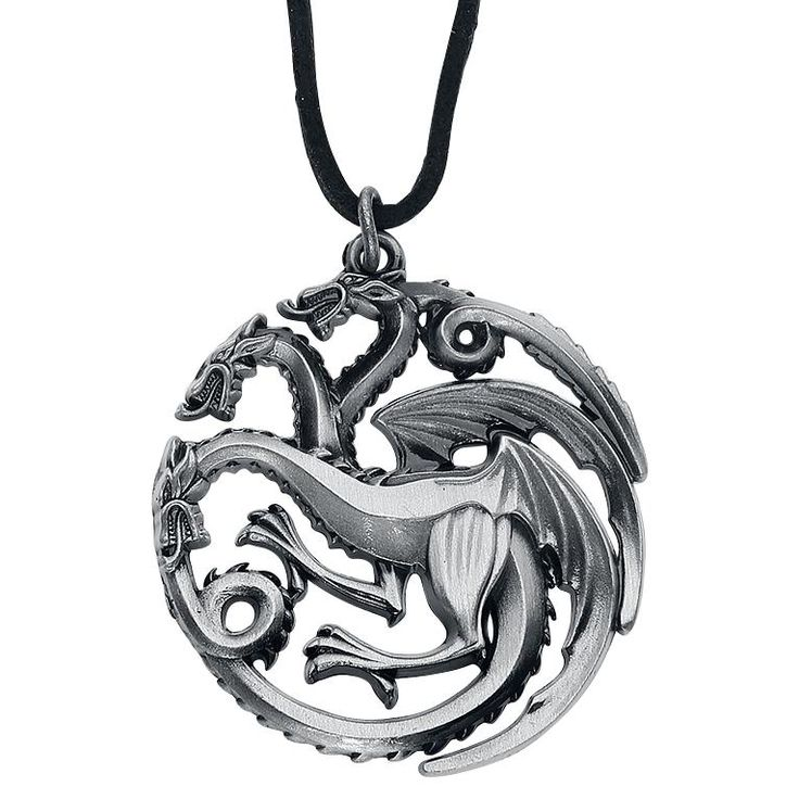 Fire and Blood Targaryen Crest by Game Of Thrones
