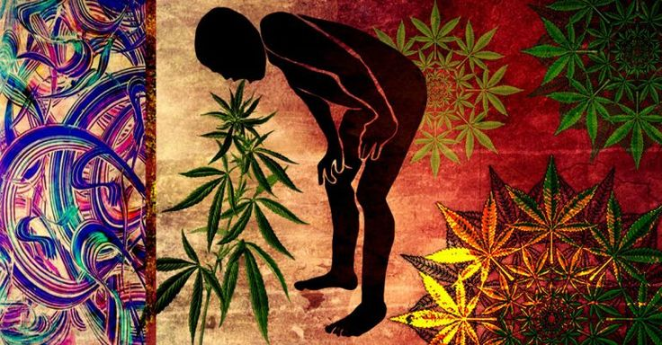 Cannabinoid Hyperemesis Syndrome And Its Treatment