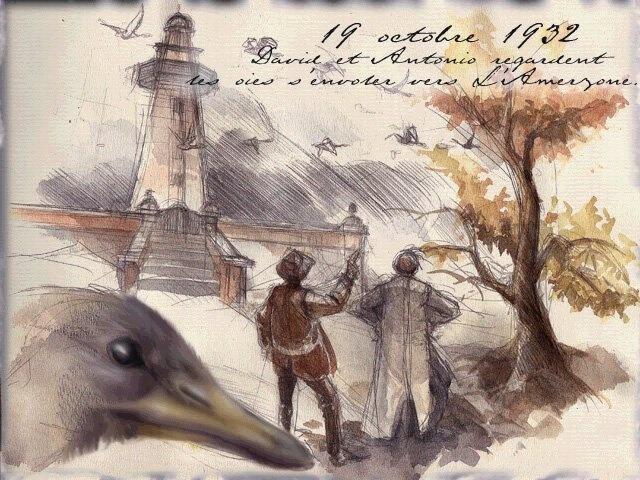(13) AMERZONE - BEHIND THE SCENES - Benoit Sokal