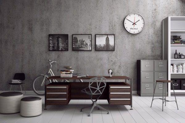 Серый пол в интерьере http://idesign.today/dizajn-interiera/seryj-pol-v-interere