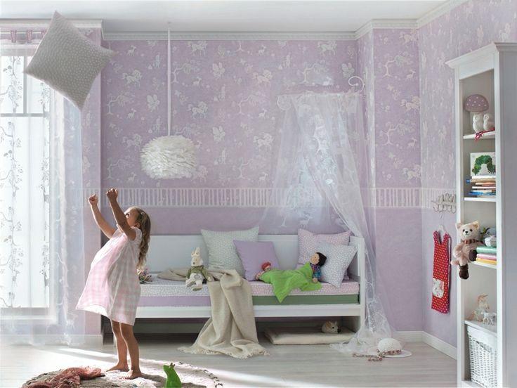 Papel Pintado Rasch Bambino 287820 y Cenefa Infantil c-288025. ¡¡TOTALMENTE NUEVO!! Papeles pintados infantiles para niños y cenefas infantiles a un precio inmejorable, por menos de 60 EUROS. Ideales para decorar las habitaciones de los niños con frescura y mucha luz.