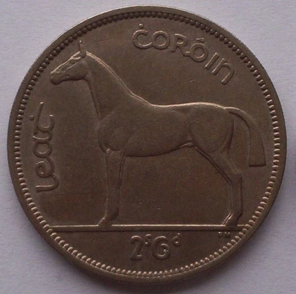 Irish 'Free State' & Republic Coinage, Complete Date & Type Listing 1928 - 1969
