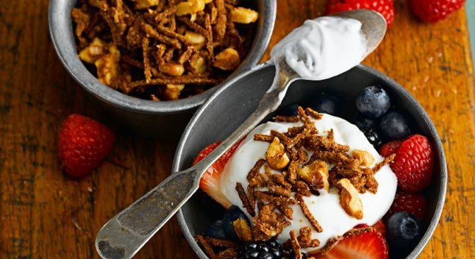 Faites-vous du bien chaque jour. Augmentez votre apport en fibres avec les céréales, les collations et les délicieuses recettes All-Bran.