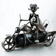 Suport sticla de vin - Motocicleta