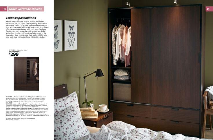 Wardrobe Brochure 2015 Ikea Spare Room