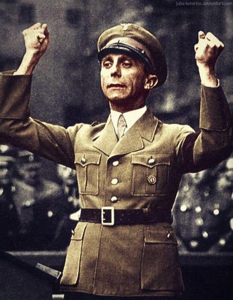 Goebbels 1943. from : https://www.pinterest.com ...