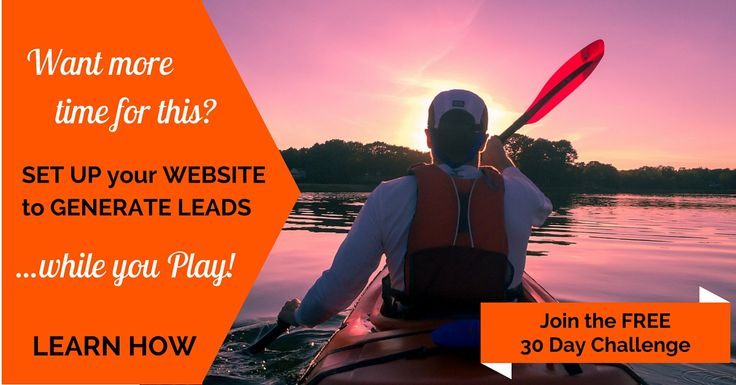 Have more free time to enjoy what you love, sign up today for FREE to learn how to drive leads to your business 25 hours a day.