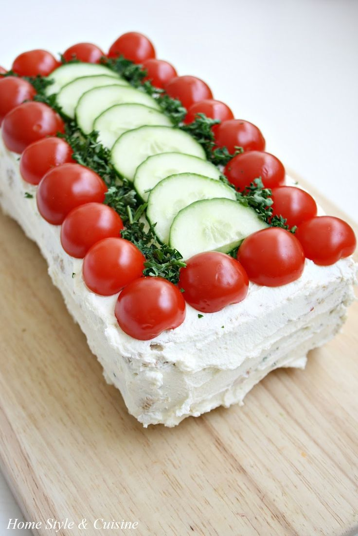 Sandwich Cake: recipe on the blog now.