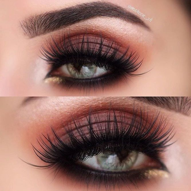 1505 best makeup skin care images on pinterest dark matter how to apply eyeshadow based on eye shapes ccuart Images