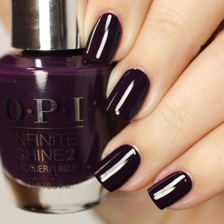 opi infinite shine • I'll Have A Manhattan