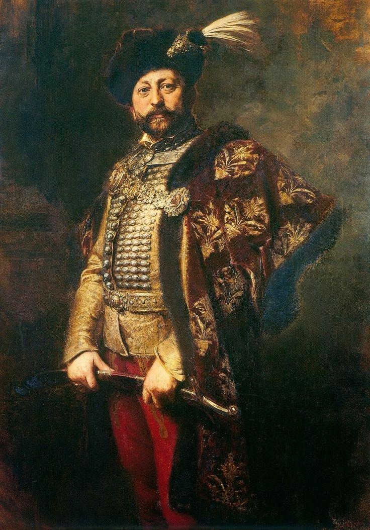 Πορτρέτο του Geza Andrassy