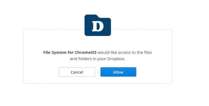 Add Dropbox file sync to ChromeOS with this new unofficial extension.  Syncing your files to Google Drive is one of the things I like about ChromeOS, but Drive is far from the only cloud storage service, with Dropbox being amongst the most popular. ChromeOS recently updated their Files System with an API and while there's been a couple of extensions [READ MORE HERE]