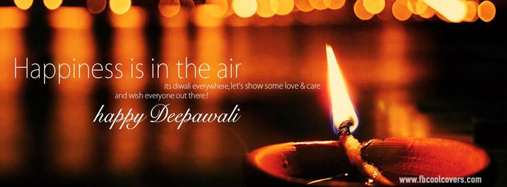 Happy Diwali 2014 Facebook Timeline Cover Pics-Free Download