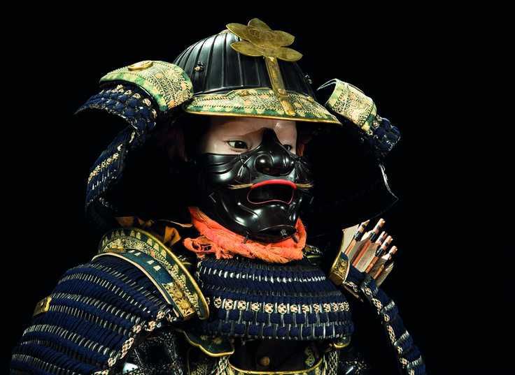 Rarely-Seen Samurai Weaponry Finally Goes on Display | The Creators Project