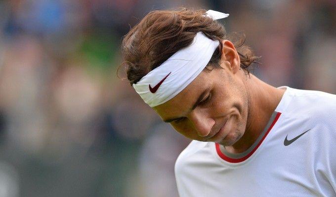 Tennis, Wimbledon: Nadal subito fuori, tutto facile per Federer - Repubblica.it