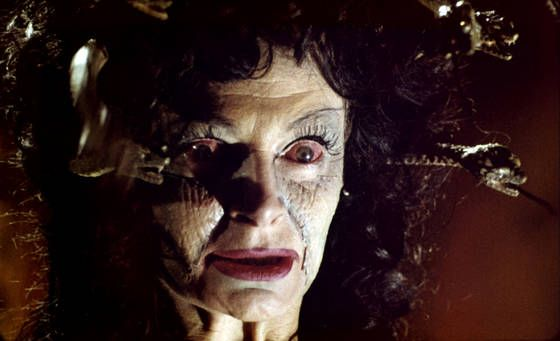 Hammer's First Female Monster: Prudence Hyman (The Gorgon, 1964)