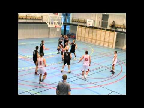 Persbråten VS Trondheim - (NBA JAM TE MIX)