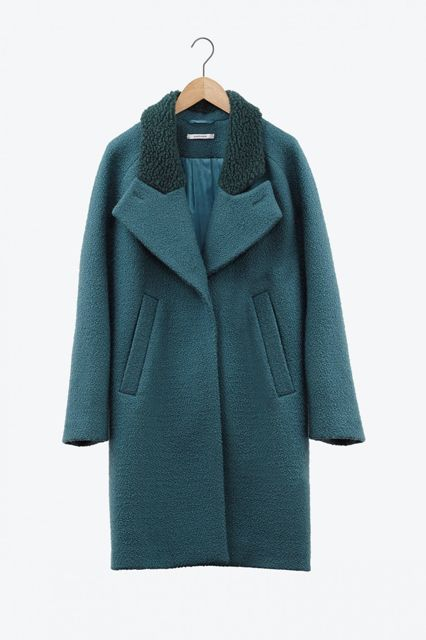 Party Coats That Will Make Your Outfit #refinery29 http://www.refinery29.com/coat-party-dress-outfits#slide6 Warm, chic, and versatile.