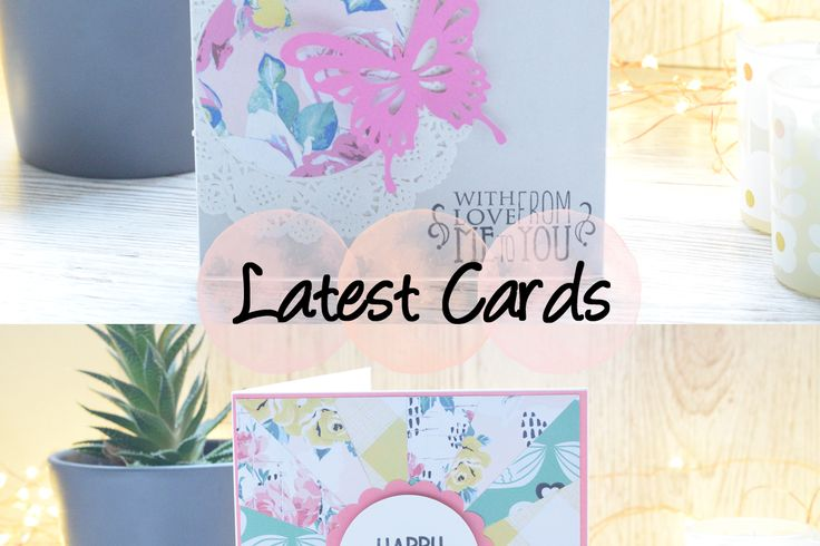 Latest birthday cards | Birthday cards using The Planner Society | Female greetings card