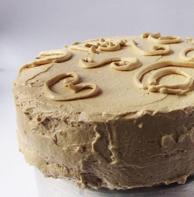 mocha chiffon cake (Goldilocks bakery style)