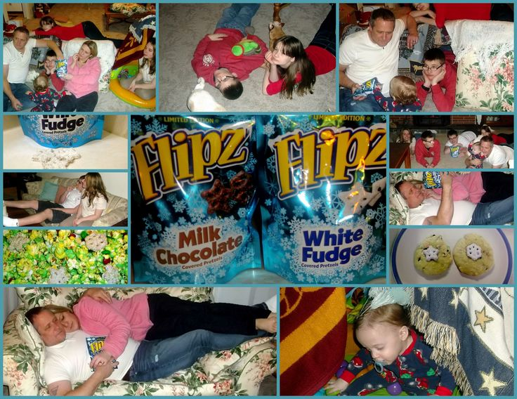 Our #FLIPZmovienight experience! We had an amazing family movie night that was made delicious with our FREE Flipz thanks to Smiley360!