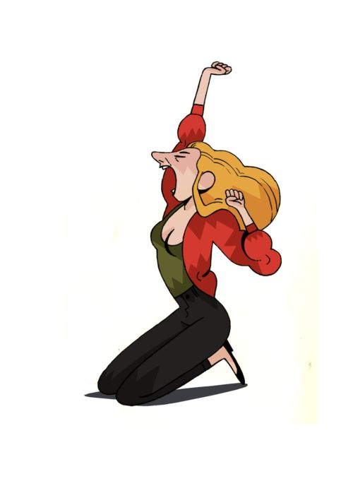 Character Design Outlets : Best images about character pose kneeling on
