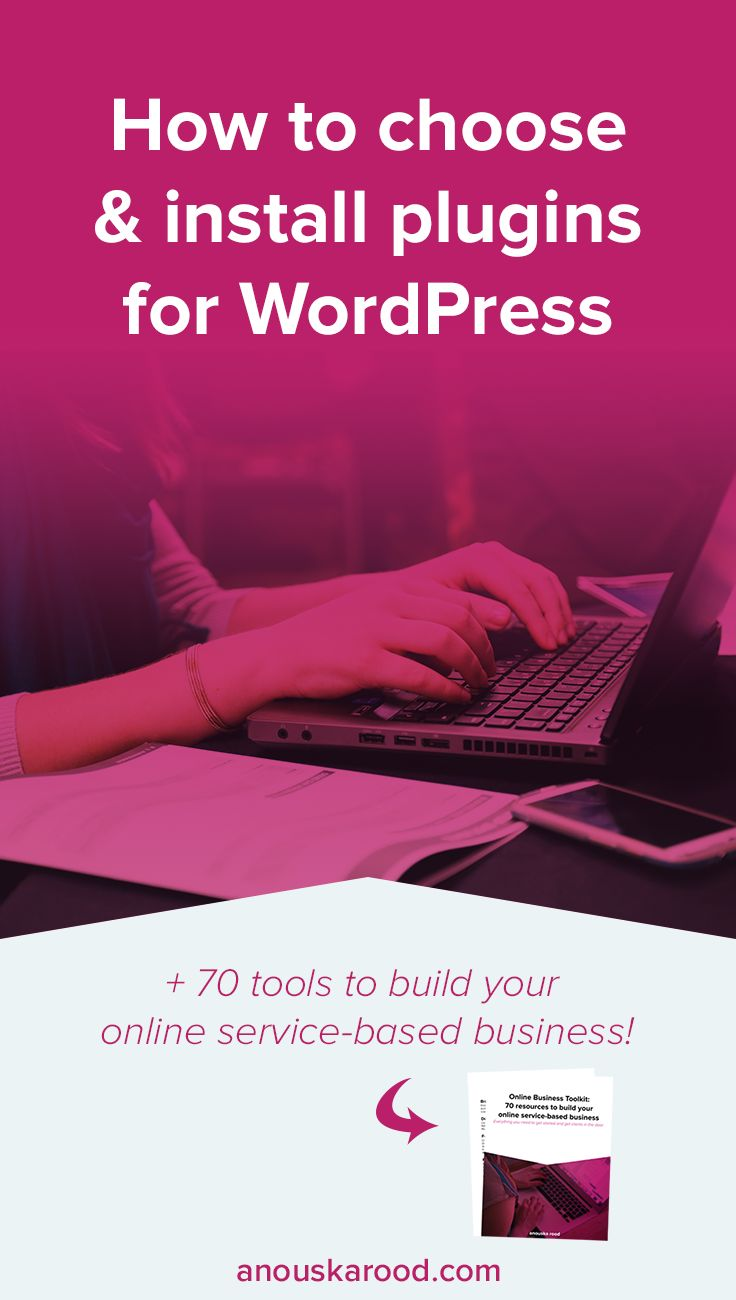 With so many WordPress plugins available to do exactly what you need, click through to learn what you should pay attention to when choosing and installing new WordPress plugins.