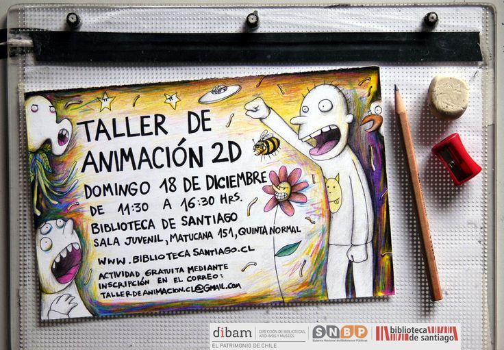 Biblioteca de Santiago 18 de Diciembre |