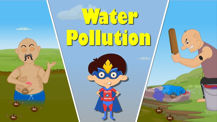 Great short clip (3 min) for introducing water pollution to students. The video goes over what water pollution is, how unsafe the water can be due to it, and what can and should be done to prevent it.