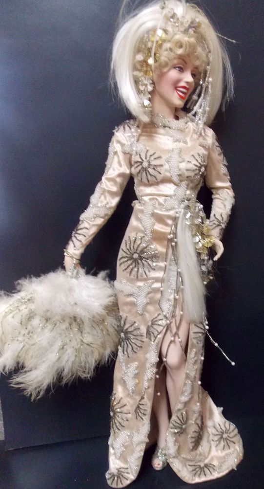 The ultimate marilyn monroe by franklin mint porcelain ...